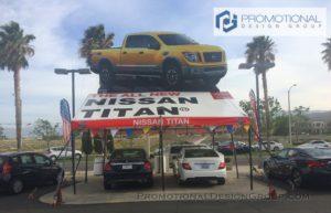 2016 Nissan Titan Tentflatable